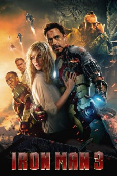 Iron Man Three - Movie Poster