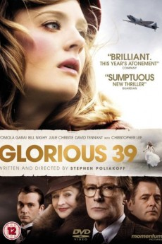 Glorious 39 - Movie Poster