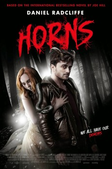 Horns - Movie Poster