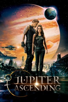 Jupiter Ascending - Movie Poster