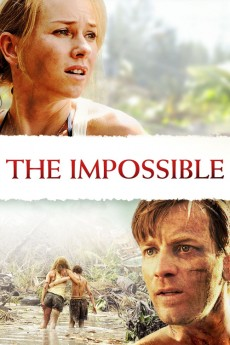 The Impossible - Movie Poster