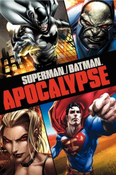 Superman/Batman: Apocalypse - Movie Poster