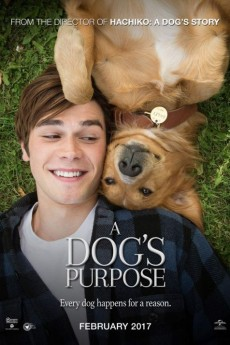 A Dog's Purpose - Movie Poster