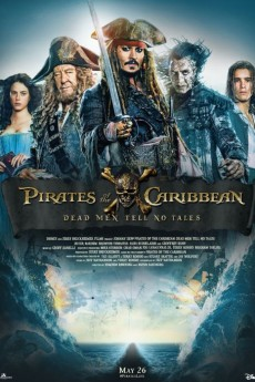 Pirates of the Caribbean: Dead Men Tell No Tales - Movie Poster
