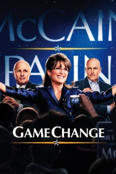 Game Change - Movie Poster