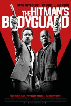 The Hitman's Bodyguard - Movie Poster