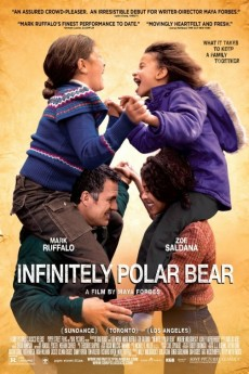 Infinitely Polar Bear - Movie Poster