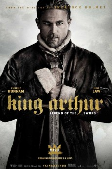 King Arthur: Legend of the Sword - Movie Poster