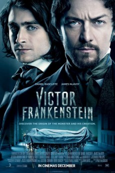 Victor Frankenstein - Movie Poster