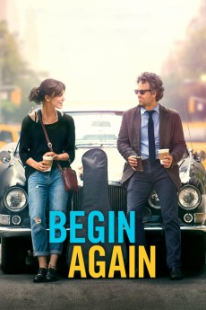 Begin Again - Movie Poster