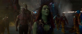 Guardians of the Galaxy - Movie Scene 1