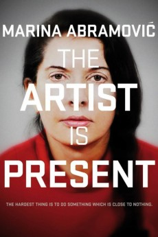 Marina Abramovic: The Artist Is Present - Movie Poster