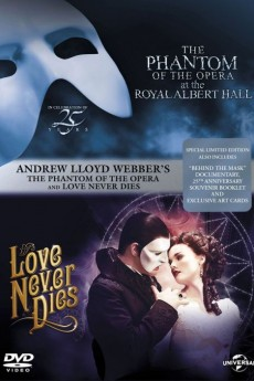The Phantom of the Opera at the Royal Albert Hall - Movie Poster