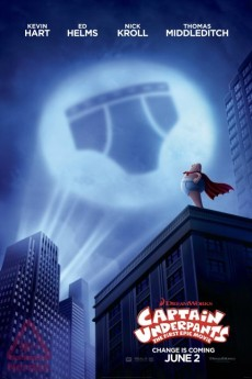 Captain Underpants: The First Epic Movie - Movie Poster