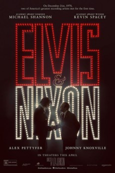 Elvis & Nixon - Movie Poster