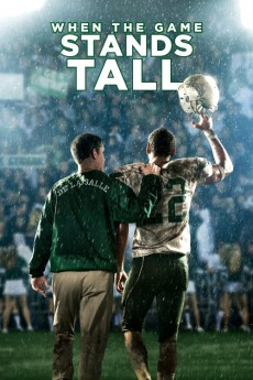 When the Game Stands Tall - Movie Poster