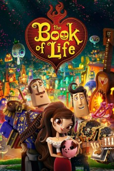 The Book of Life - Movie Poster