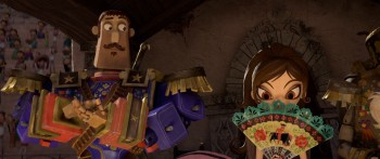 The Book of Life - Movie Scene 1