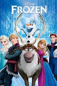 Frozen - Movie Poster