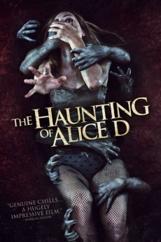 The Haunting of Alice D - Movie Poster