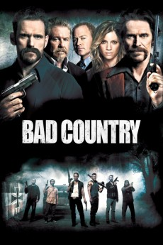 Bad Country - Movie Poster