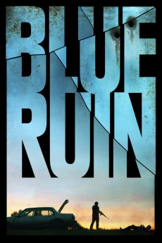 Blue Ruin - Movie Poster