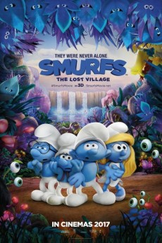 Smurfs: The Lost Village - Movie Poster