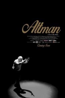 Altman - Movie Poster