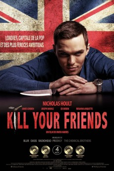 Kill Your Friends - Movie Poster