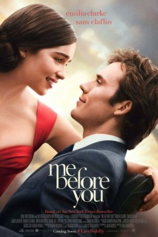 Me Before You - Movie Poster