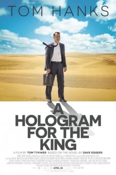 A Hologram for the King - Movie Poster