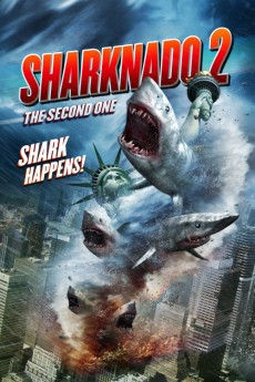 Sharknado 2: The Second One - Movie Poster