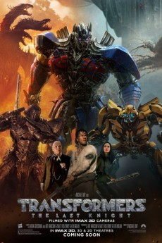 Transformers: The Last Knight - Movie Poster