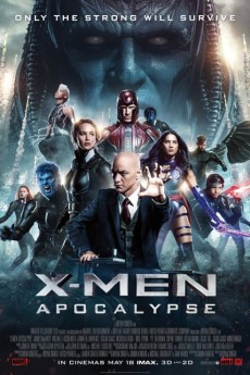 X-Men: Apocalypse - Movie Poster