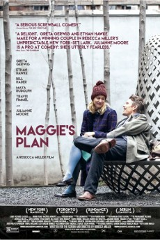 Maggie's Plan - Movie Poster