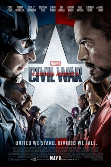 Captain America: Civil War - Movie Poster