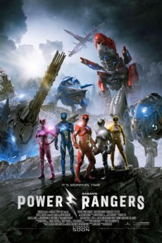 Power Rangers - Movie Poster