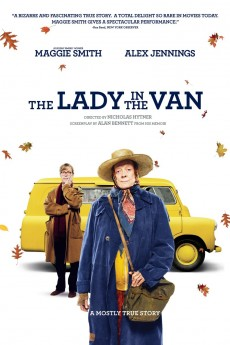 The Lady in the Van - Movie Poster