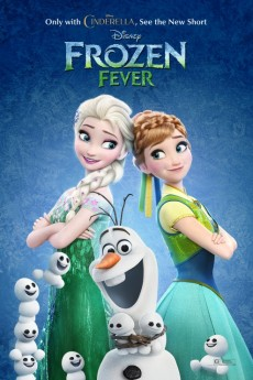 Frozen Fever - Movie Poster