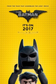 The LEGO Batman Movie - Movie Poster