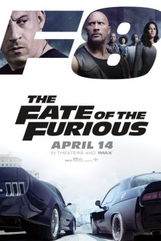 The Fate of the Furious - Movie Poster