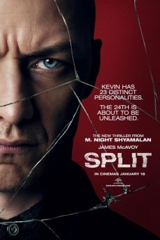 Split - Movie Poster