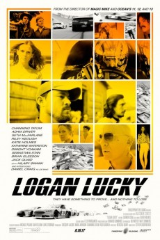 Logan Lucky - Movie Poster