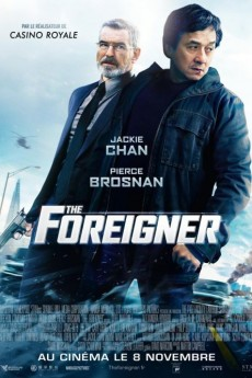 The Foreigner - Movie Poster