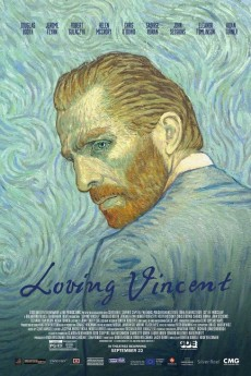 Loving Vincent - Movie Poster
