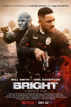Bright - Movie Poster