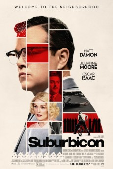Suburbicon - Movie Poster