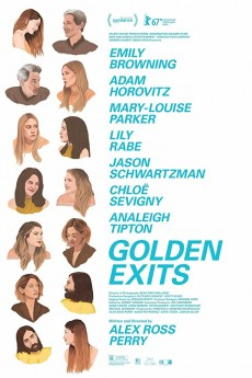 Golden Exits - Movie Poster