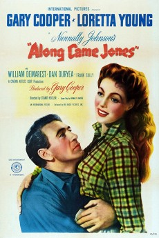 Along Came Jones - Movie Poster