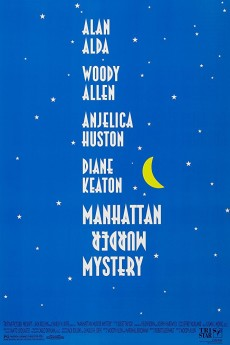 Manhattan Murder Mystery - Movie Poster